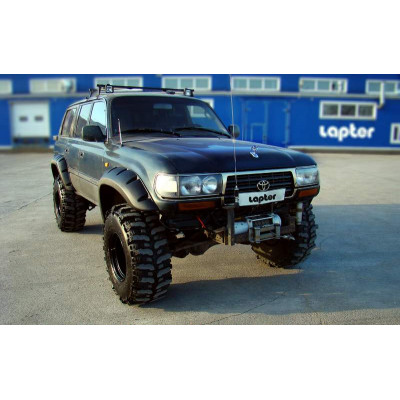 Расширители арок (80/80 и 130/130мм) для Toyota Land Cruiser 80